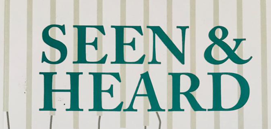 Seen & Heard: 100 Poems by Parents & Children Affected by Imprisonment